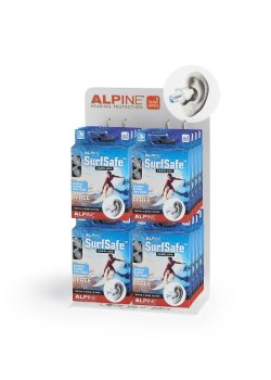 Alpine - SurfSafe Hearing Protection (6`er Box)