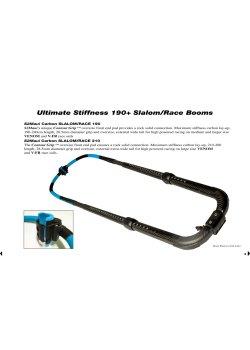 S2Maui - Carbon Boom Slalom / Race Ø 28.5mm (210-260)