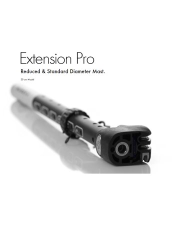 Extension Pro - RDM Carbon