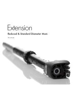 Goya - Extension RDM (Alu 0-32 Ø32,2 )