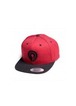 Goya - Cap Red/Black Drop