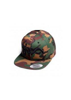 Goya - Cap Camouflage Logo
