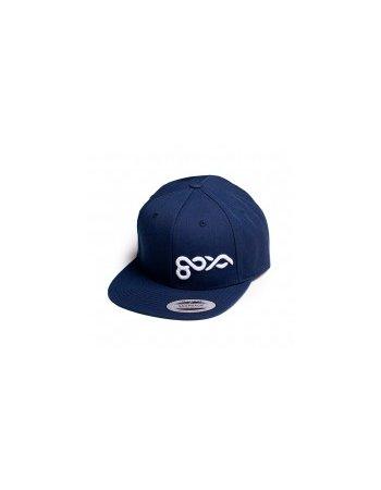 Goya - Cap Navy sml. Logo