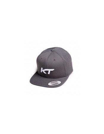 KT - Cap Dark Grey Logo