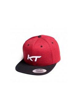 KT - Cap Red/Black
