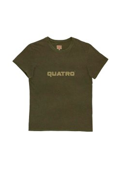 Quatro - T-Shirt Branding Olive