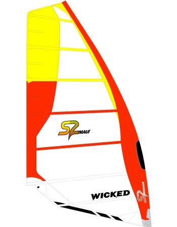 C1 Yellow/Red/White